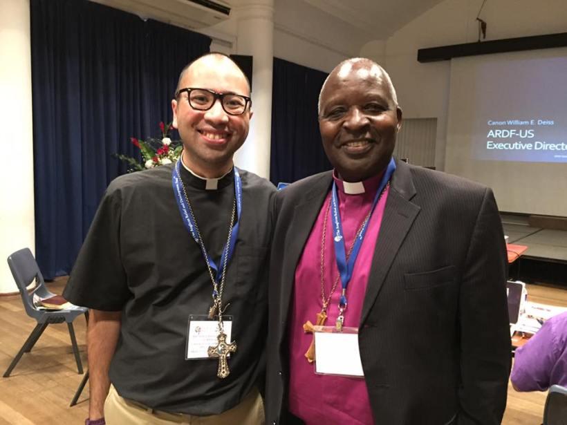 Archbishop Rwaje