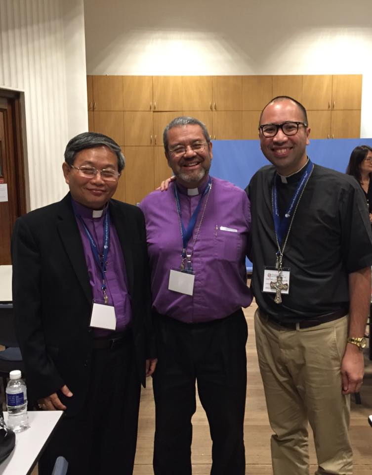 Archbishops Than Zavala