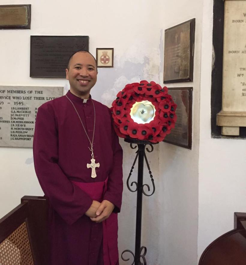 Archdeacon Lumanog Remembrance Day