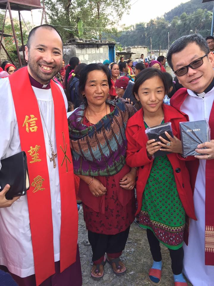 Dean Lewis Lew Nepal
