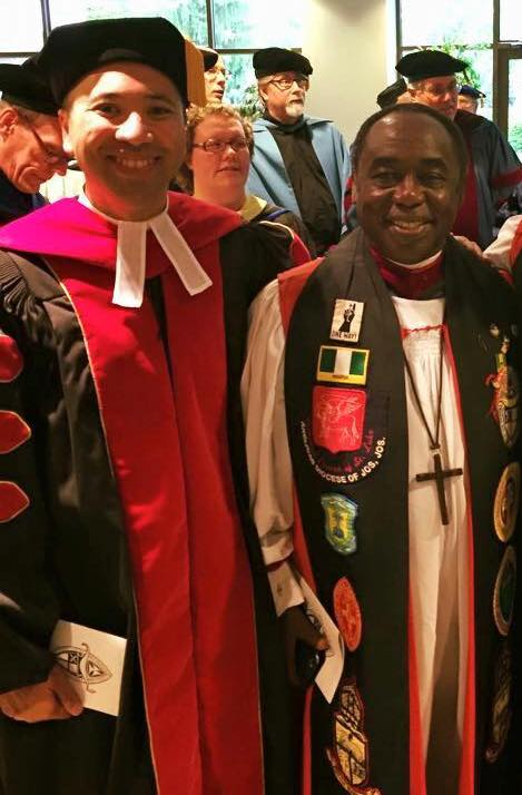 Lumanog Archbishop Ben Kwashi