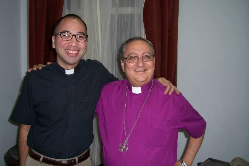 Lumanog Archbishop Mouneer Anis