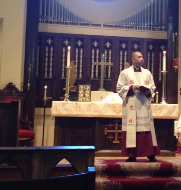 Lumanog preaching