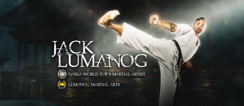 Jack Lumanog - Lumanog Martial Arts